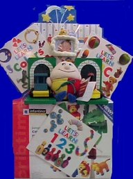 Corporate Baby Gift Basket
