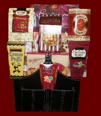 Corporate Holiday Gourmet Gift Baskets