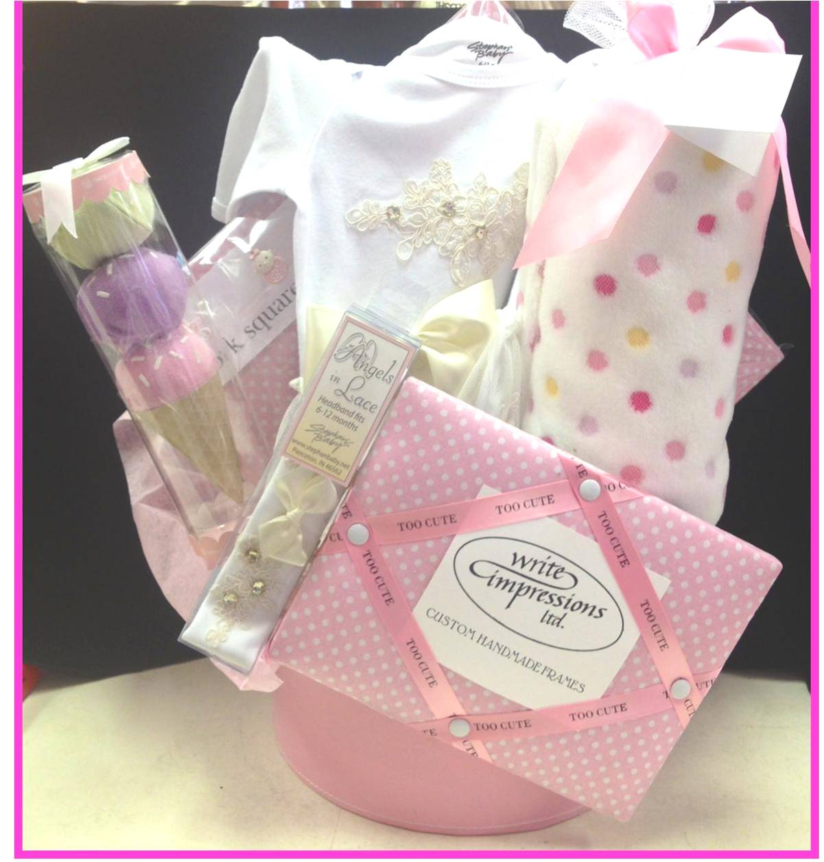 Holiday Gifts & Baskets, The Pampered Professional, Ltd. HEWLETT, NY ...