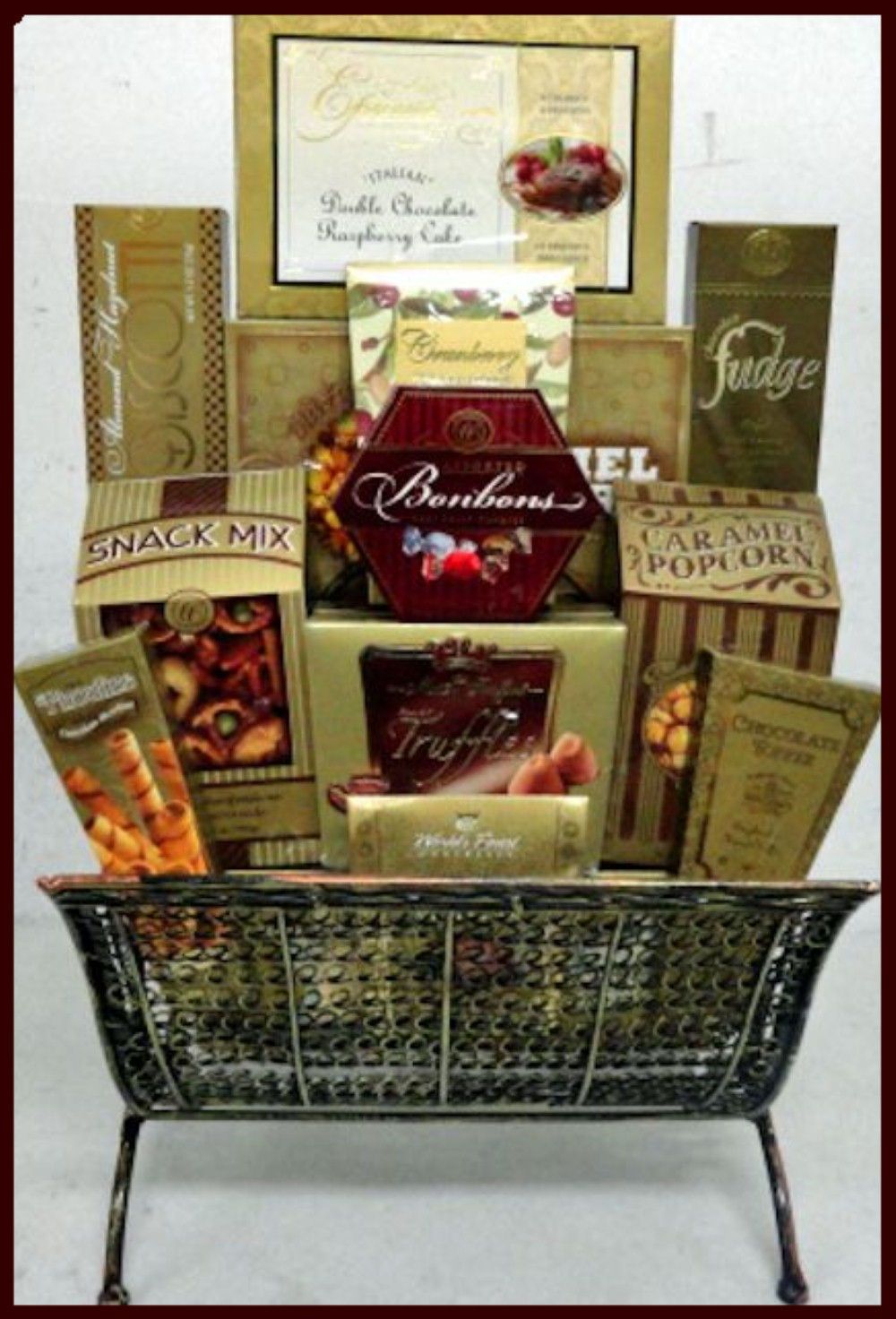 Holiday Gifts & Baskets, The Pampered Professional, Ltd. HEWLETT ...